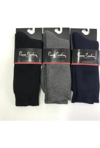 Pierre Cardin Havlu Kışlık Erkek Çorap 6'lı