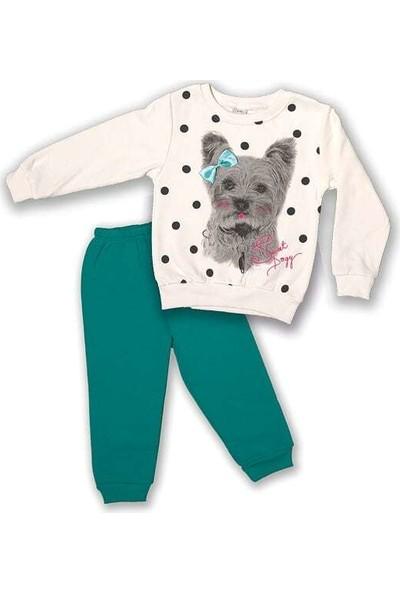Cici Köpekli İkili Takım Yeşil