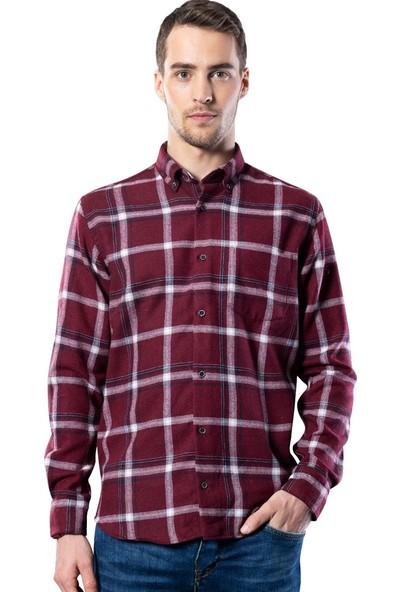 Tudors Klasik Fit Kışlık Erkek Gömlek