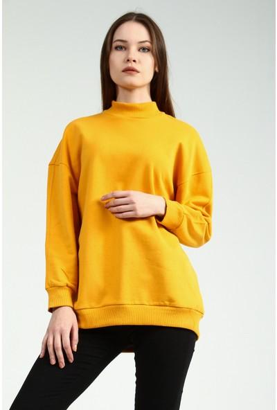 Collezione Kadın Safran Sweatshirt Keunsy