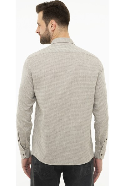 Pierre Cardin Dokuma Erkek Gömlek 50218328-VR011