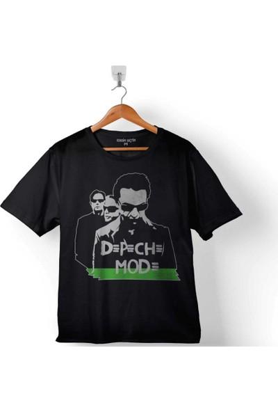 Kendim Seçtim Depeche Mode Green Yeşil D=P=C= Mod= Çocuk Tişört