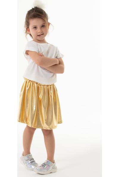 Shiny Kız Çocuk Etek