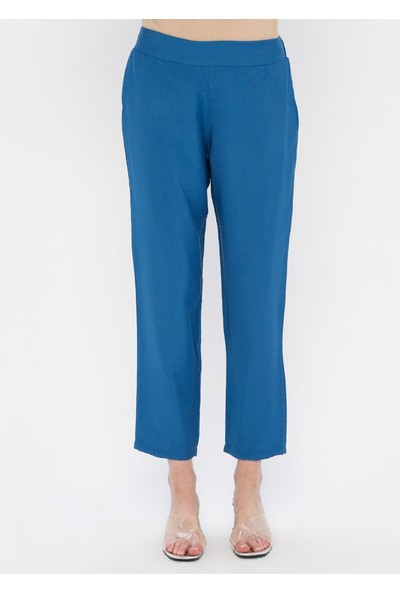 Ginezza Tunik&Amp;Amp;Pantolon İkili Takım İndigo
