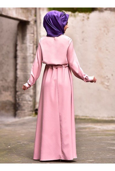 Nurgül Çakır Kadın Belinay Elbise