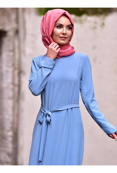 Nurgül Çakır Kadın Ela Elbise