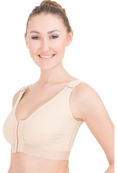 Variteks Büzgülü Post Operatif Sütyen Bora Liposuction Variteks 231