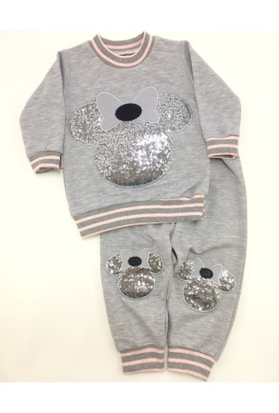 Babydoss Baby Mickey Bebek Takım