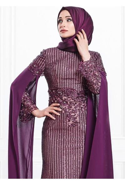 Moda Sinanlar Kadın Serra Abiye Elbise