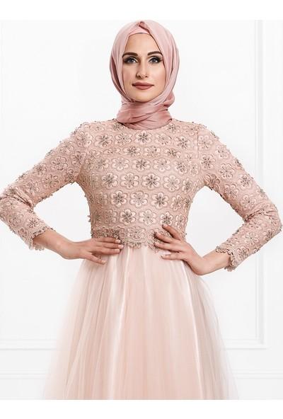 Moda Sinanlar Kadın Sena Abiye Elbise