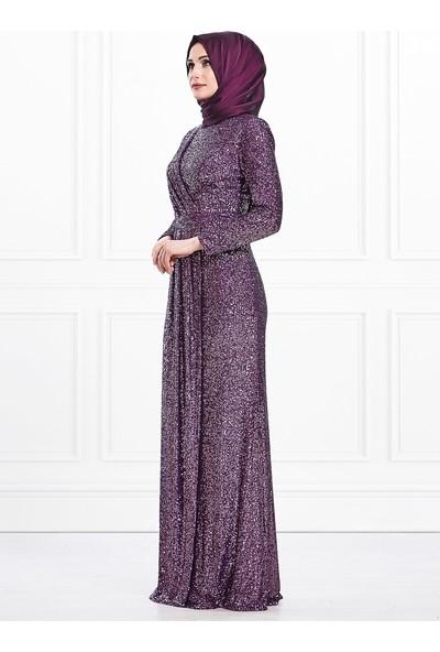 Moda Sinanlar Kadın Nisa Abiye Elbise