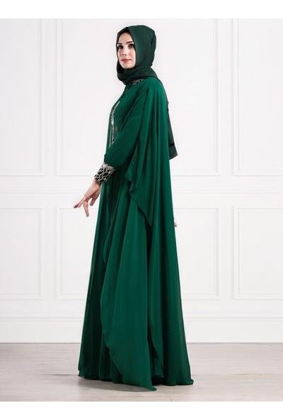 Moda Sinanlar Kadın Aysima Abiye Elbise