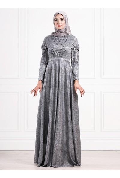 Moda Sinanlar Kadın Ahsen Abiye Elbise
