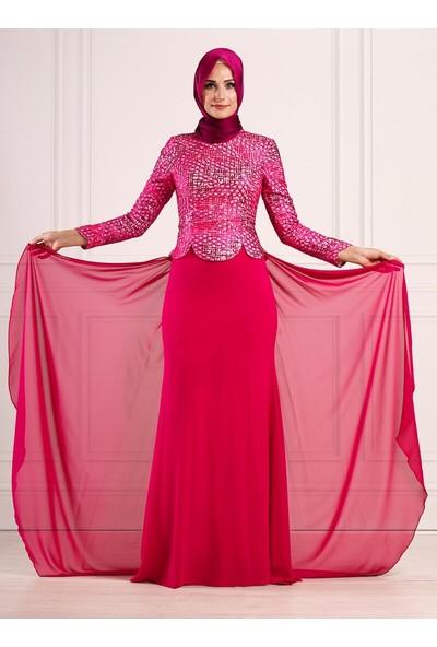 Moda Sinanlar Kadın Meyra Abiye Elbise