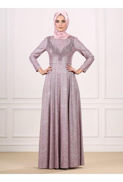 Moda Sinanlar Kadın Pırlanta Abiye Elbise