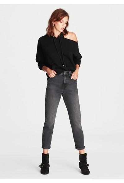 Mavi Kadın Star Gold Icon Gri Jean Pantolon