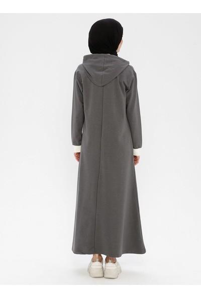 Atölye Kadın Kapüşonlu Elbise