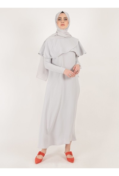 Liolle Kadın Düz Elbise