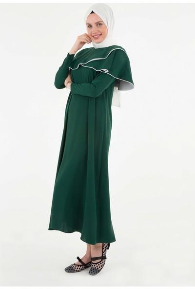 Liolle Kadın Volanlı Elbise