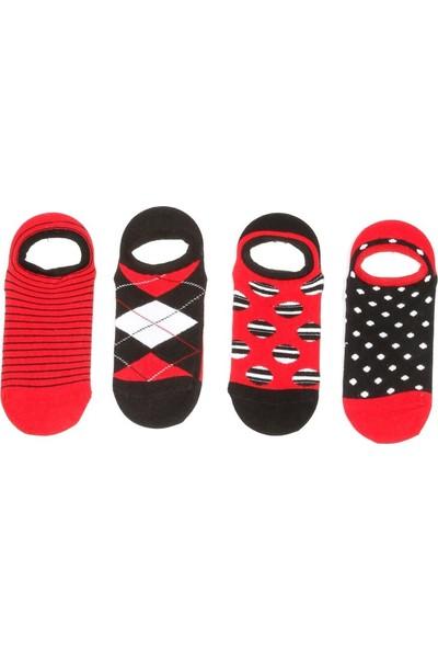 Mim Çorap Kadın 4`lü Babet Çorap