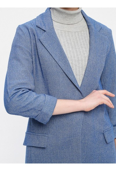 A Point Kadın Şal Yaka Ceket