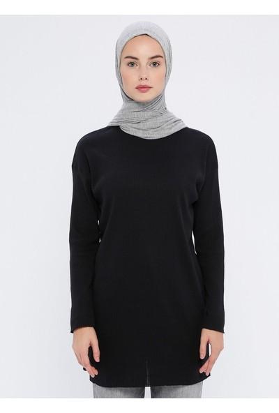 Çat Pat Tekstil Kadın Sade Tunik