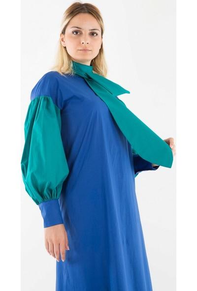 Liolle Kadın Polka Elbise