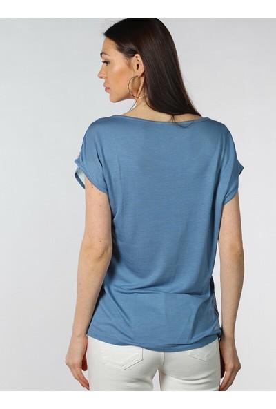 Pinkmark Desenli Bluz