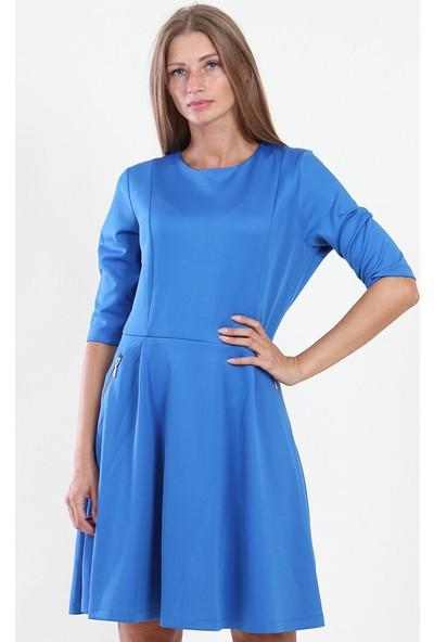 Pinkmark Cep Detaylı Elbise