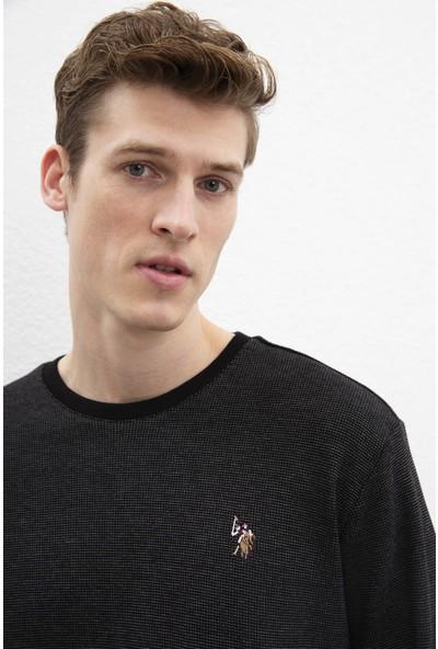 U.S. Polo Assn. Erkek Sweatshirt 50207889-Vr046