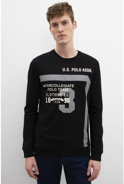 U.S. Polo Assn. Erkek Sweatshirt 50208655-Vr046