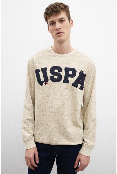 U.S. Polo Assn. Erkek Sweatshirt 50216236-Vr071