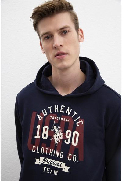U.S. Polo Assn. Erkek Sweatshirt 50208666-Vr033