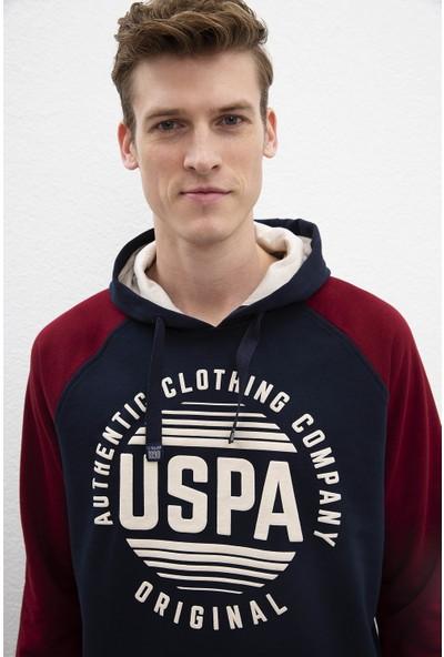 U.S. Polo Assn. Erkek Sweatshirt 50216283-Vr033
