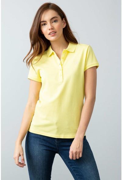 U.S. Polo Assn. Kadın T-Shirt 50202756-Vr035