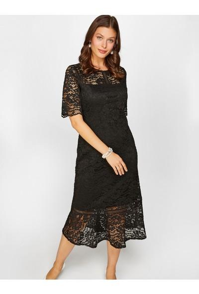 Faik Sönmez Kadın Abiye Elbise 60108
