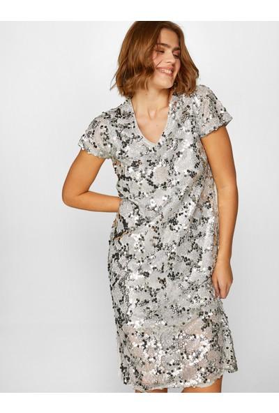 Faik Sönmez Kadın Abiye Elbise 60110