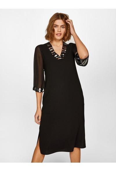 Faik Sönmez Kadın Abiye Elbise 60113