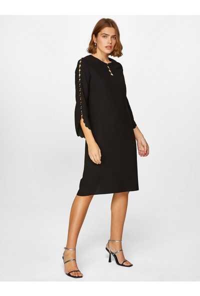 Faik Sönmez Kadın Abiye Elbise 60114