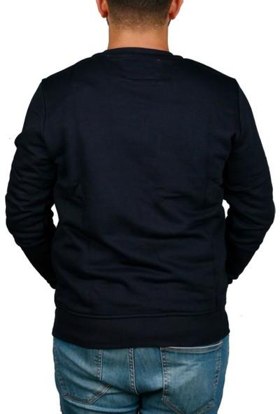 Bad Bear Lacivert Erkek Sweatshirt