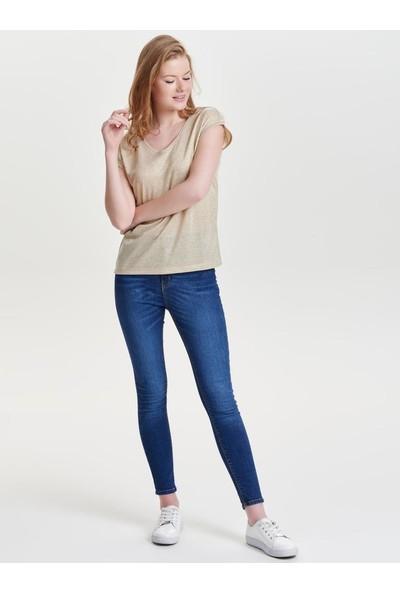 Only Kadın T-Shirt 15136069