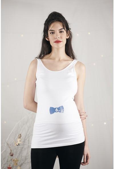 Lyn Devon Kadın Hamile Tişört