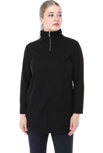 Lir Kadın Bluz Siyah L2315