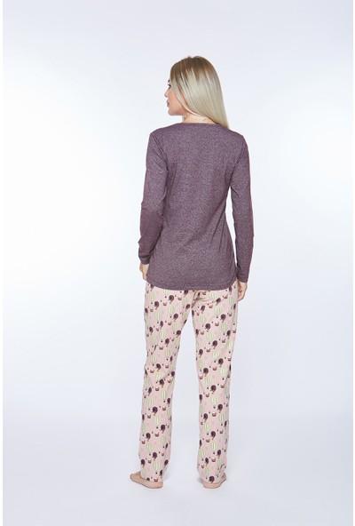 PJS 21203 Kadın Pijama Takımı