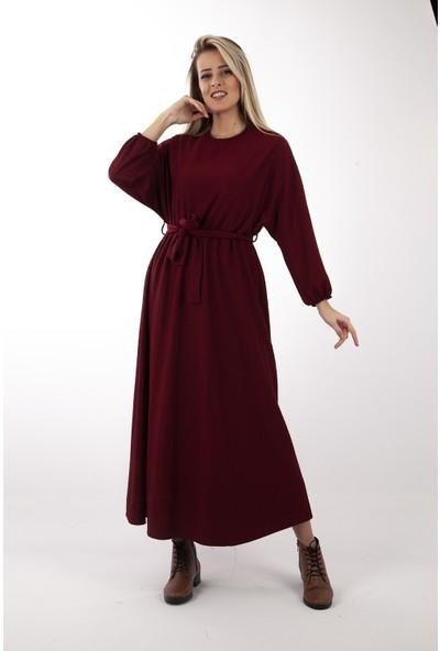 Arda New Line Kadın Bordo Elbise 7709200.04