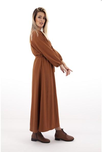 Arda New Line Kadın Taba Elbise 7709200.39
