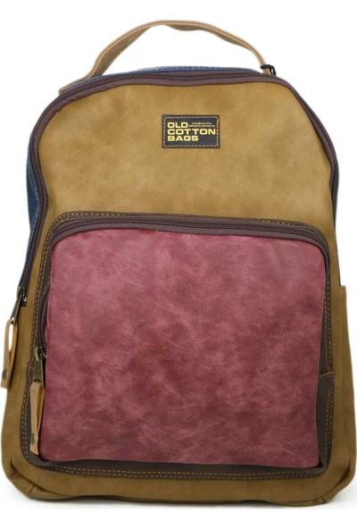 Old Cotton Cargo Magnolia Bag Sırt Çantası 7022