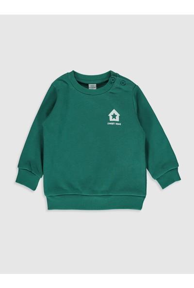 LC Waikiki Erkek Bebek Sweatshirt 2'li