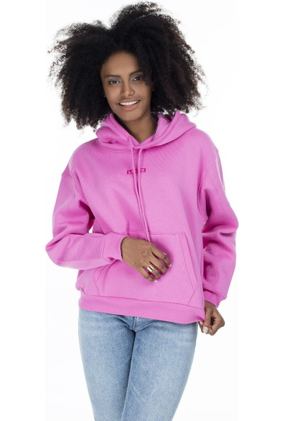 Levi's Kapüşonlu Kadın Sweatshirt 74318