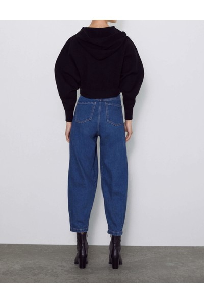 Coten Concept Triko Kapüşonlu Sweatshirt Standart